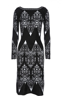 Вязаное платье Alaia