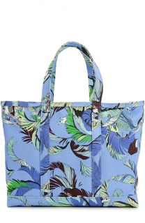 Текстильная сумка с принтом Emilio Pucci
