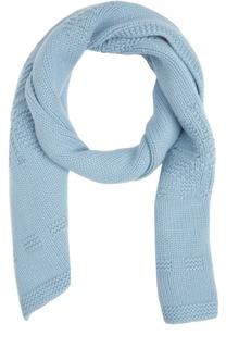 Кашемировый шарф Diablerets с вышивкой пайетками Loro Piana