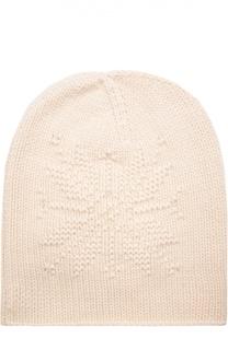 Кашемировая шапка со стразами Loro Piana
