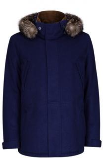 Куртка с капюшоном Loro Piana