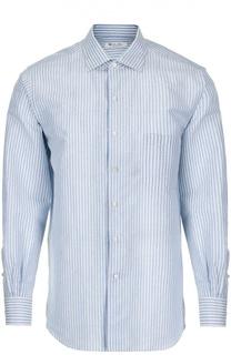 Рубашка в полоску Loro Piana