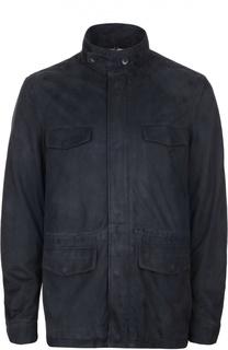 Замшевая куртка Loro Piana