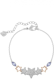 Браслет Duo Star medium Swarovski