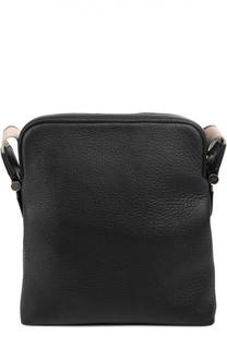Кожаная сумка-планшет Loro Piana