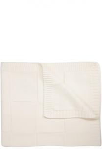 Вязаное одеяло из шерсти Baby T