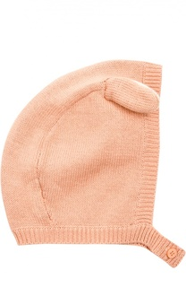 Вязаная шапка из биохлопка Stella McCartney