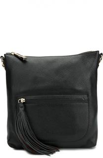 Кожаная сумка Leonie Coccinelle