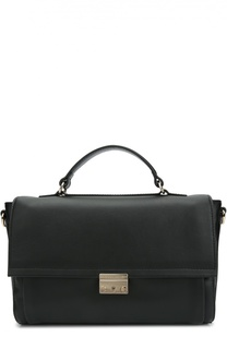 Кожаная сумка-портфель Calipso Coccinelle