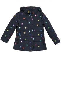 Стеганая куртка с капюшоном Stella McCartney