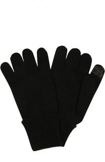 Перчатки из шерсти с отворотами Il Trenino