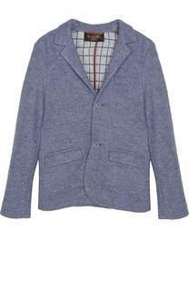 Кашемировый однобортный пиджак Loro Piana