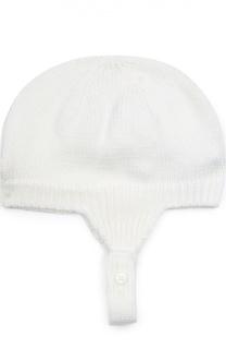 Вязаная шапка из шерсти Moncler Enfant