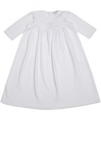 Платье из хлопка с вышивкой Kissy Kissy