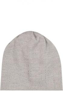 Шерстяная шапка со стразами Il Trenino