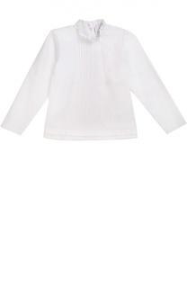 Блуза с воротником-стойкой Stella Jean