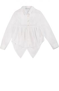 Блуза с удлиненной спинкой I Pinco Pallino