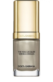 Лак для ногтей, оттенок 810 Platinum Dolce & Gabbana