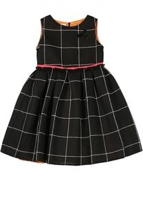 Приталенное платье без рукавов I Pinco Pallino