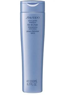 Мягкий шампунь Extra Gentle для сухих волос Shiseido