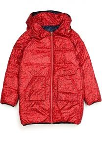 Двустороннее пальто с принтом Marc Jacobs