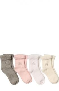Комплект из четырех пар носков Tartine Et Chocolat
