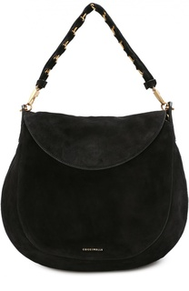 Замшевая сумка Bettina Coccinelle