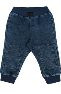 Джинсы с декорированными карманами Marc Jacobs