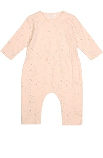 Пижама из хлопка с рисунком Chloé