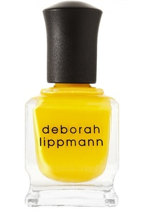 Лак для ногтей Walking On Sunshine Deborah Lippmann