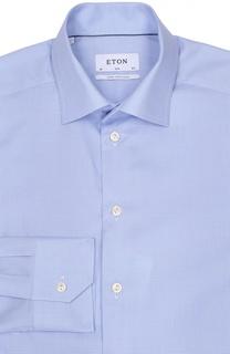 Хлопковая приталенная сорочка Eton