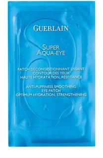 Разглаживающий пластырь для кожи вокруг глаз Super Aqua (6 пар) Guerlain