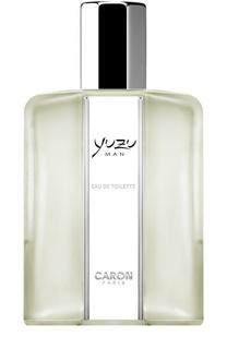 Туалетная вода Yuzu Man Caron