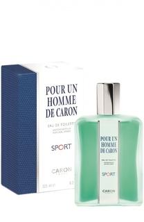 Туалетная вода Pour un Homme Caron Sport Caron