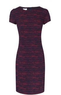 Облегающее мини-платье с коротким рукавом Escada Sport