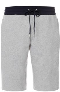 Хлопковые шорты с карманами Dirk Bikkembergs