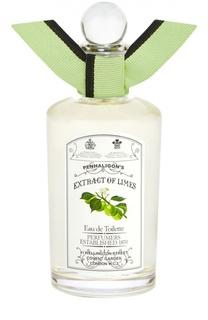 Туалетная вода Antology Extractjf Limes Penhaligons