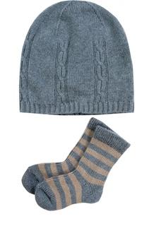 Комплект из шапки и носков Falke