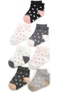 Комплект из семи пар носков La Perla