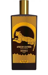 Парфюмерная вода African Leather Memo