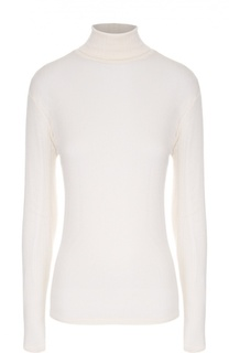 Облегающая водолазка фактурной вязки Polo Ralph Lauren