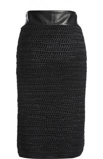 Вязаная юбка Tom Ford