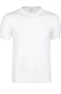Вязаная футболка Brioni