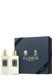 Набор Night Scented Jasmine (Лосьон для тела + Гель для душа) Floris