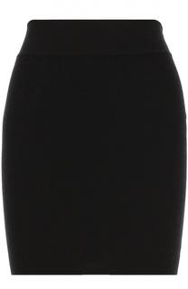 Кашемировая облегающая мини-юбка Dolce & Gabbana