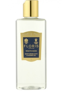 Гель для душа и ванны White Rose Floris