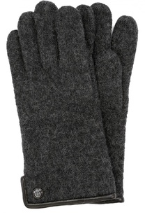 Перчатки из шерсти Roeckl
