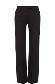 Укороченные брюки прямого кроя со стрелками Valentino