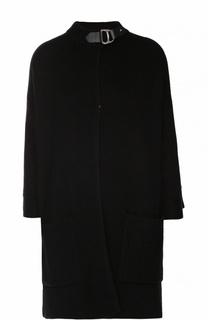 Вязаный кардиган с укороченным рукавом и декоративной застежкой Polo Ralph Lauren