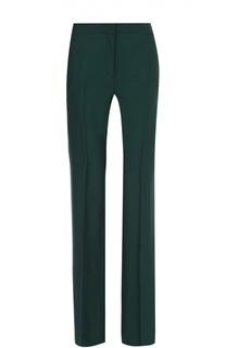 Широкие брюки прямого кроя со стрелками No. 21